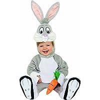 Rubie`s - Disfraz infantil de Bugs Bunny (881539-T)