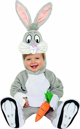 Bugs Bunny-Kostüm für Babys (Kostüm Baby Bugs Bunny)