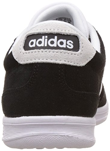 adidas Herren Cross Court Turnschuhe Black/White