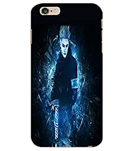APPLE IPHONE 6 PLUS DEVIL Back Cover by PRINTSWAG
