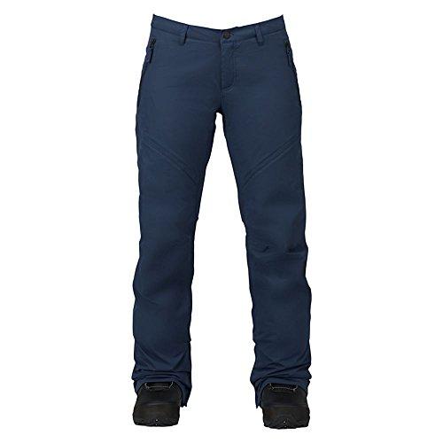Burton Damen Society Pants Snowboardhose, Mood Indigo, S