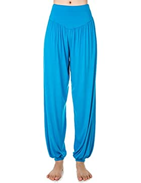 Laixing Alta qualità Women/Men Dance Yoga Jogging Trousers Baggy Full Length Stretch Casual Pants 029