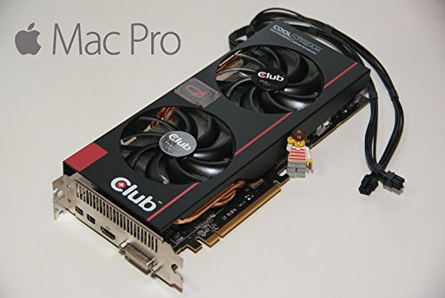 R9 280X 3 GB HD Grafikkarte AMD Radeon Grafikkarte für Apple Mac Pro 2009 - 2012 -