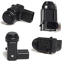4er Pack Parksensor PDC Einparkhilfe for VW Seat Skoda Porsche PDC Parking Sensor 1U0919275 1J0919275