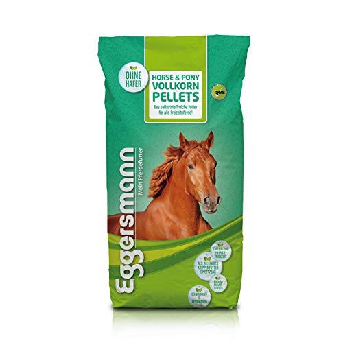 naturbelassenes, asidero Forro, caballo con Nadie o poco Potencia, Eggers Muñeco Horse y Pony Completo grano pellets 10mm para caballos, 1unidades (1x 25kg)