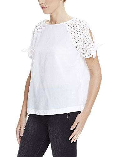 Bench Raglan Shirt with Knot Detailing, T-Shirt Femme Weiß (BRIGHT WHITE WH11185)