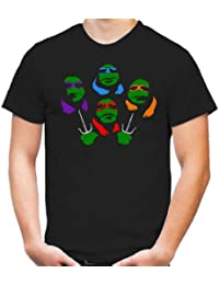 Turtles Rhapsody T-Shirt | Teenage Mutant Ninja | Splinter | Fun