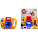 Simba Play & Learn 104019046 - Simba Baby Play and Learn - Fotokamera