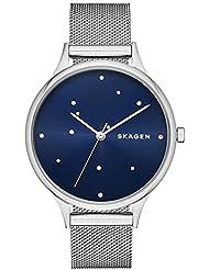 Skagen Damen-Armbanduhr Analog Quarz Edelstahl SKW2391
