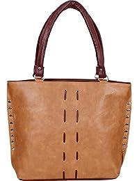 FourDatr Hand-held Glory Bag (Tan)