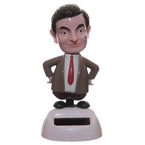 Figurina Solare Mr. Bean