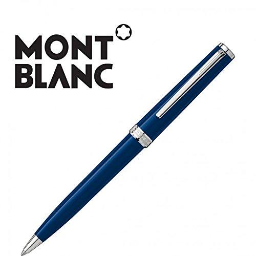 Montblanc Bolígrafo modelo Pix Ballpoint, azul
