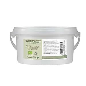 Huile Végétale de Coco Raffinée BIO - 1kg