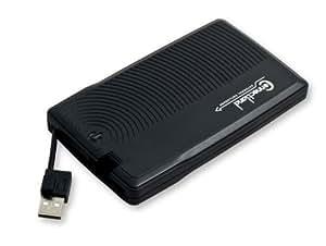 """Connectland BE-USB2-HD-209-U2S Boîtier externe USB pour Disque dur SATA 2,5"""""""