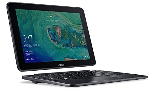 Acer One 10 S1003 15DN Notebook 2 1 con Processore Intel Atom x5 Z8300 Ram 4GB eMMC 64GB Display 10.1