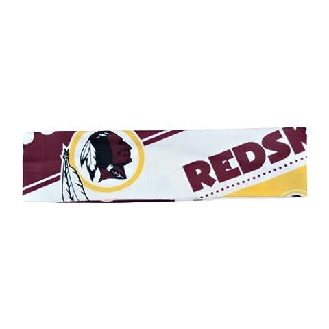 NFL Washington Redskins Stretch Headband, White