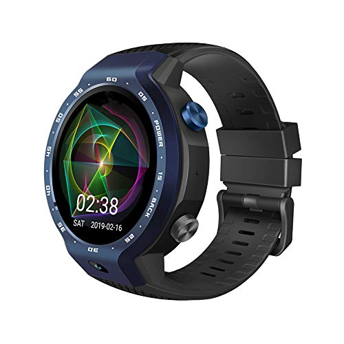HWTP LEM9 Dual Systems 4G Smart Watch Android 7.1