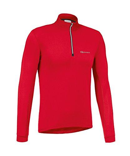 Gonso Herren Christian Active Shirt, fire, L -