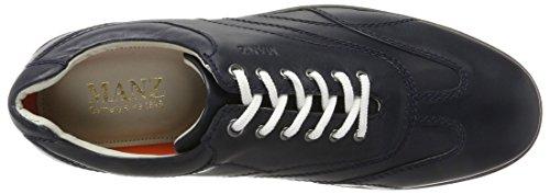 Sneaker Cremona Uomo Manz Blu Scuro