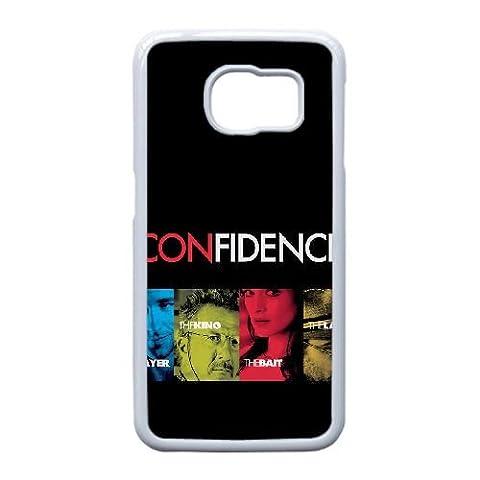 Confiance N3R17 Haute Résolution Affiche B2O1BK coque Samsung Galaxy S6 cas de couverture de téléphone portable coque blanche PU3JKL5YD
