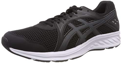 Asics Jolt 2, Zapatillas de Running para Hombre, Negro (Black/Steel Grey 001), 48 EU