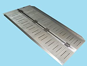 Aluminium Suitcase Style Ramps With Carrying Handle