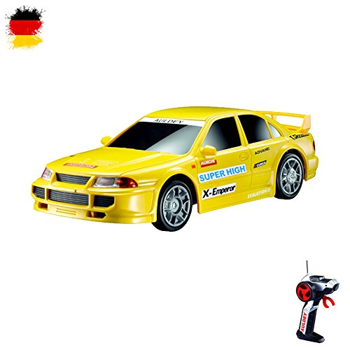HSP Himoto RC Drift Car, RC Ferngesteuertes Fahrzeug, Auto, Modellbau,, OVP*