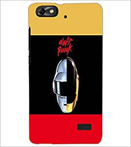 PrintDhaba Quote D-3194 Back Case Cover for HUAWEI HONOR 4C (Multi-Coloured)