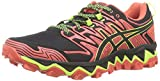ASICS Gel-Fujitrabuco 7, Chaussures de Running Compétition Homme, Multicolore (Red Snapper/Black 600), 42.5 EU