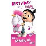 Geburtstagskarte Ich Einfach Unverbesserlich, für Mädchen