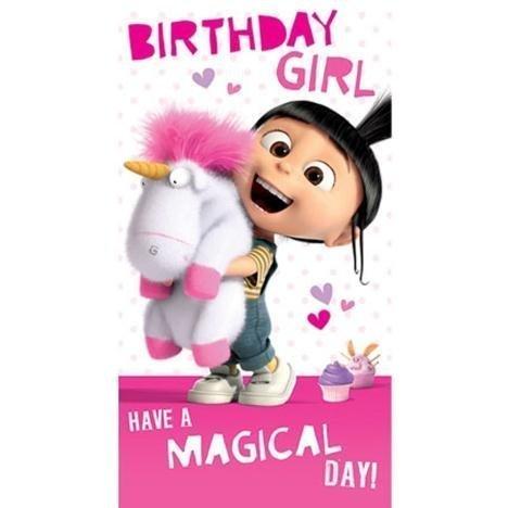 Geburtstagskarte Ich Einfach Unverbesserlich, für