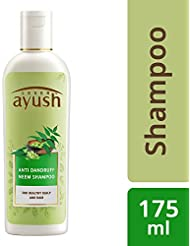 Ayush Anti Dandruff Neem Shampoo, 175ml