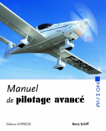 Manuel de pilotage avanc