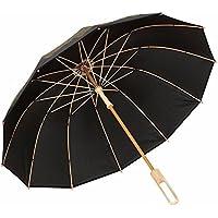 KHSKX Bambù lungo Ombrello Ombrelloni creative UV ombrello Ombrello ombrello di bambù,L