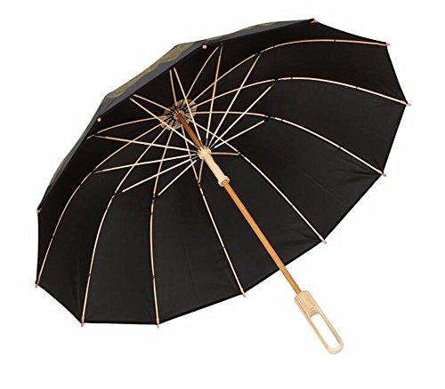 Bambù lungo Ombrello Ombrelloni creative UV ombrello Ombrello ombrello di bambù,M-box
