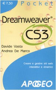 Dreamweaver CS3 pocket