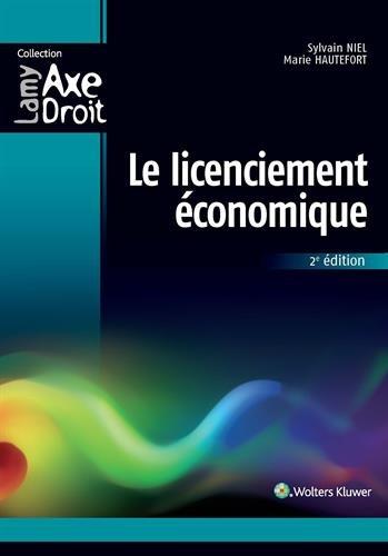 Le licenciement économique par Marie Hautefort