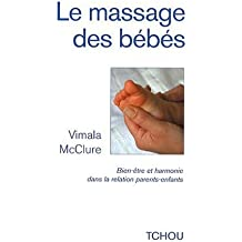 Le massage des bébés