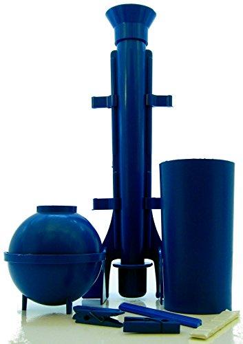 Confezione per stampi per candela a forma di colonna, sfera e cilindro
