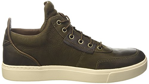 Timberland Herren Amherst High Top Sensorflex Chukka Boots Braun (Canteen)