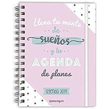 Amazon.es: agenda 2018 2019 - 1 estrella y más