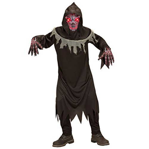 WIDMANN 07876 Kinderkostüm teuflischer Dämon, 128 - Kostüme Dämonen