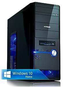 Ankermann-PC WildRabbit GAMER, Intel Core i7-6700K 4x4.00GHz Skylake, MSI H110M ECO, Gigabyte RX 480 8GB, 8GB DDR4 PC-2133, 2000 GB Hard Drive, Microsoft Windows 10 Home 64Bit, EAN 4260219656023