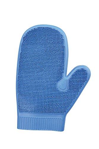 Unbekannt Doppelseitiger Striegel-Handschuh