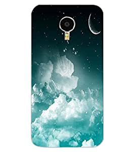 ColourCraft Night Vision Design Back Case Cover for MEIZU BLUE CHARM NOTE 3