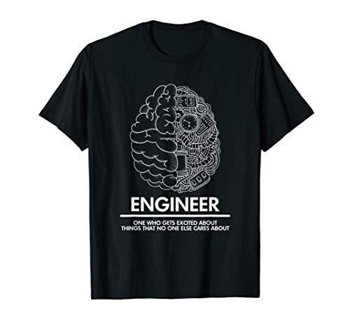 Engineer Funny Engineering T-Shirt (Engineering-shirt)
