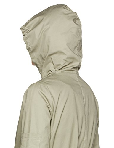 MAMALICIOUS Damen Jacke Mlnans L/S Parka Jacket Grün (Vetiver)