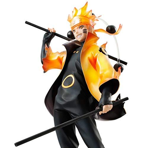 DJKFH Personaje de Naruto Juguete PVC Muñeca Colección de muñecas A