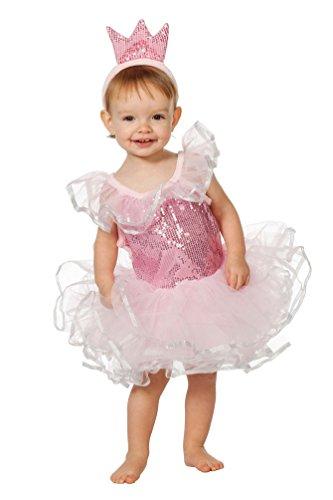 Rosa Märchen Prinzessin Für Erwachsene Kostüm - Karneval-Klamotten Prinzessin Kostüm Baby Prinzessin Kleid