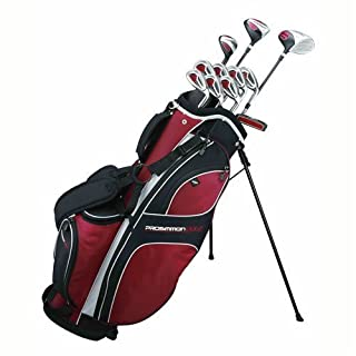 Prosimmon Drk Golf Clubs Complete Package Set - Graphite/Steel (B002NPPNO8) | Amazon price tracker / tracking, Amazon price history charts, Amazon price watches, Amazon price drop alerts